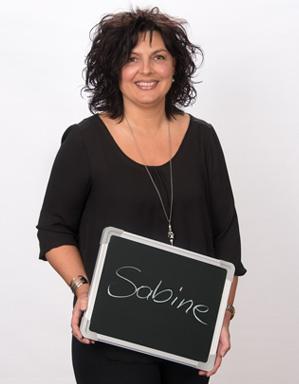 Top Stylistin Sabine Oberndorfer